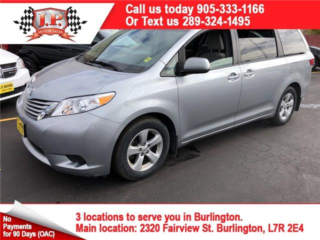 2017 Toyota Sienna LE (Stk: 45435r) in Burlington - Image 1 of 27