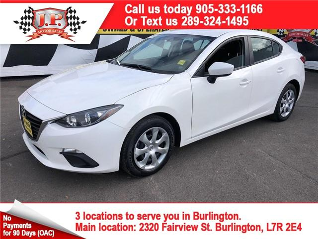 2016 Mazda Mazda3  (Stk: 45774r) in Burlington - Image 1 of 23