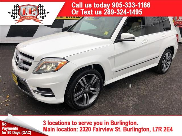 2015 Mercedes-Benz Glk-Class Base (Stk: 45775) in Burlington - Image 1 of 26