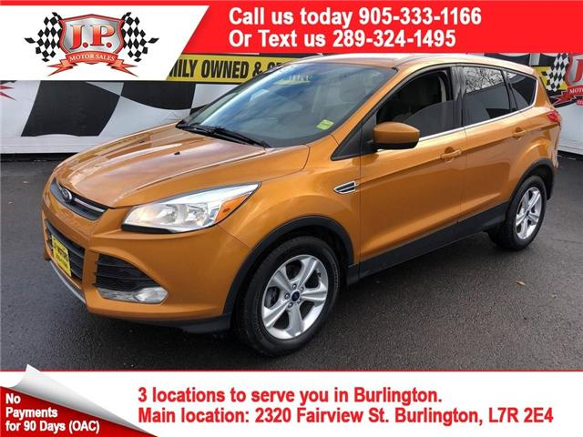 2016 Ford Escape SE (Stk: 45782) in Burlington - Image 1 of 25