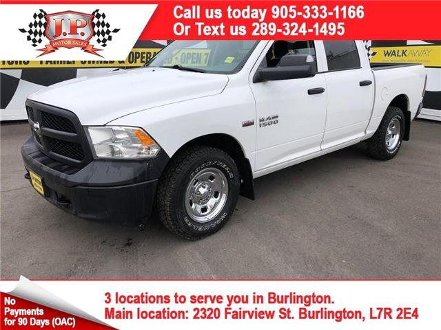 2015 RAM 1500 ST (Stk: 46022) in Burlington - Image 1 of 23