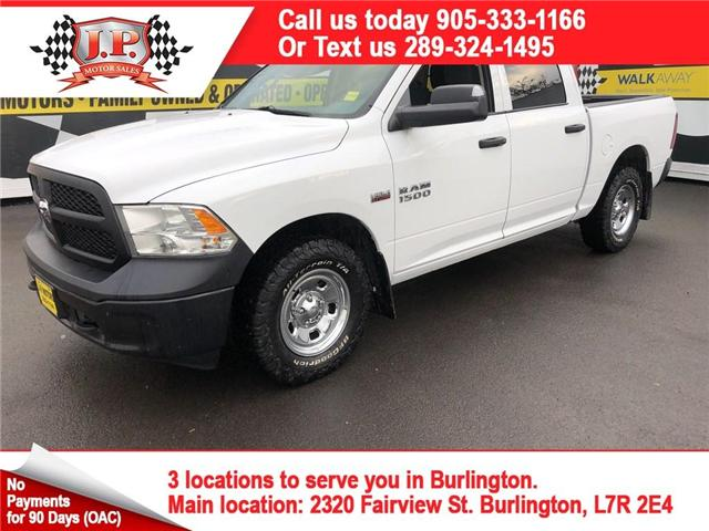 2015 RAM 1500 ST (Stk: 46025) in Burlington - Image 1 of 23