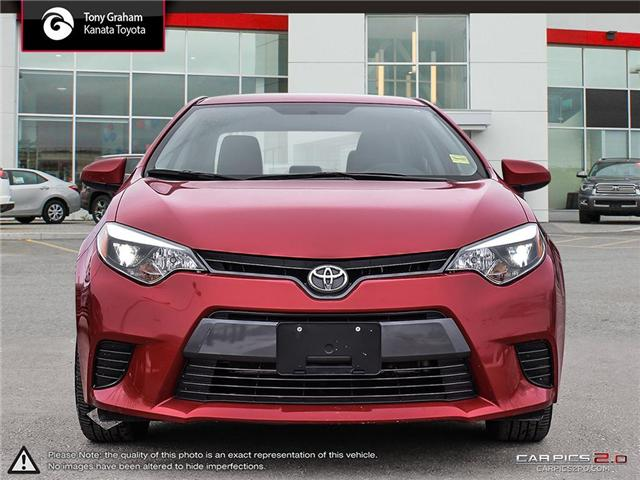 2015 Toyota Corolla LE (Stk: M2578) in Ottawa - Image 2 of 28