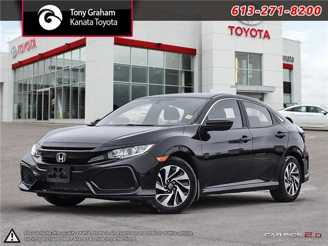 2017 Honda Civic LX (Stk: 89031A) in Ottawa - Image 1 of 26