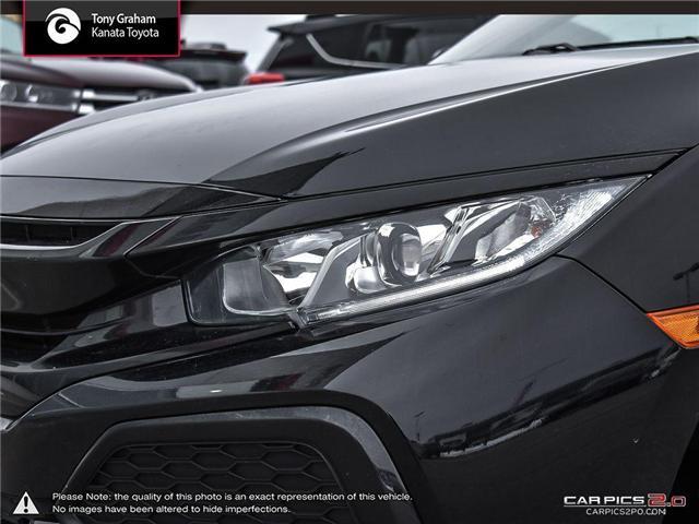 2017 Honda Civic LX (Stk: 89031A) in Ottawa - Image 10 of 26