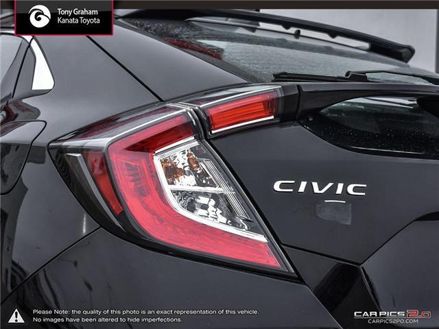2017 Honda Civic LX (Stk: 89031A) in Ottawa - Image 12 of 26