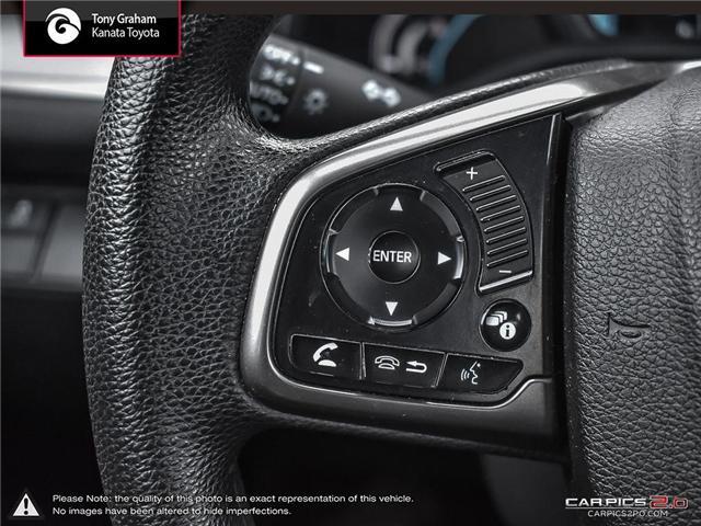 2017 Honda Civic LX (Stk: 89031A) in Ottawa - Image 17 of 26