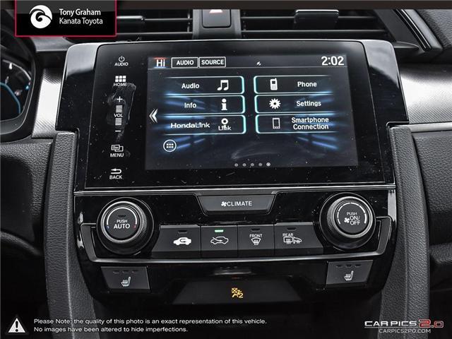 2017 Honda Civic LX (Stk: 89031A) in Ottawa - Image 19 of 26