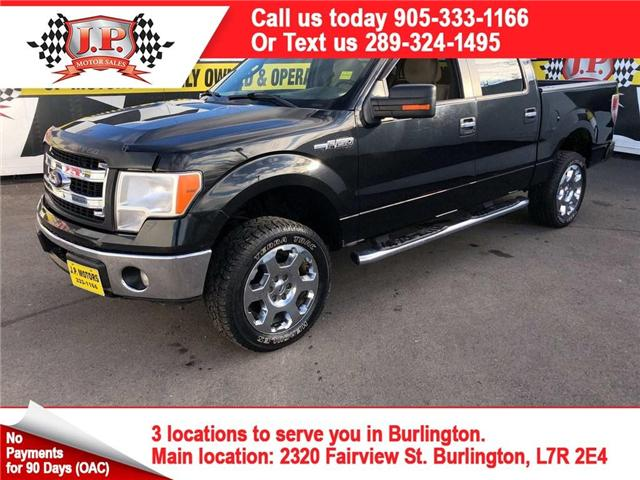 2013 Ford F-150  (Stk: 45840) in Burlington - Image 1 of 24