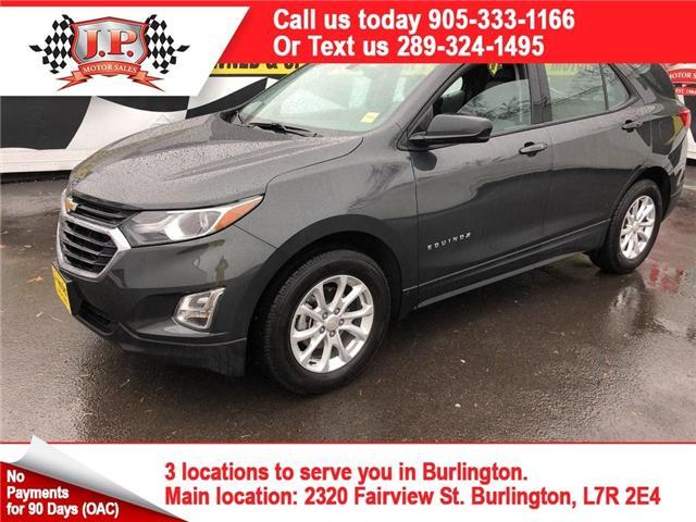 2018 Chevrolet Equinox LS (Stk: 45701) in Burlington - Image 1 of 24