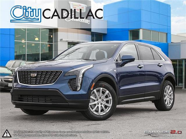 2019 Cadillac XT4 Luxury (Stk: 2928003) in Toronto - Image 1 of 27