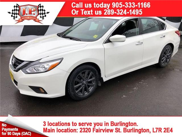 2017 Nissan Altima 2.5 SV (Stk: 45825r) in Burlington - Image 1 of 24