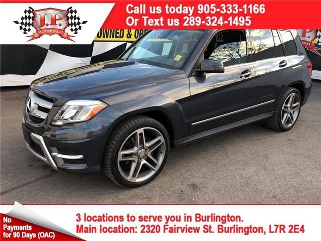 2013 Mercedes-Benz Glk-Class Base (Stk: 45907) in Burlington - Image 1 of 22