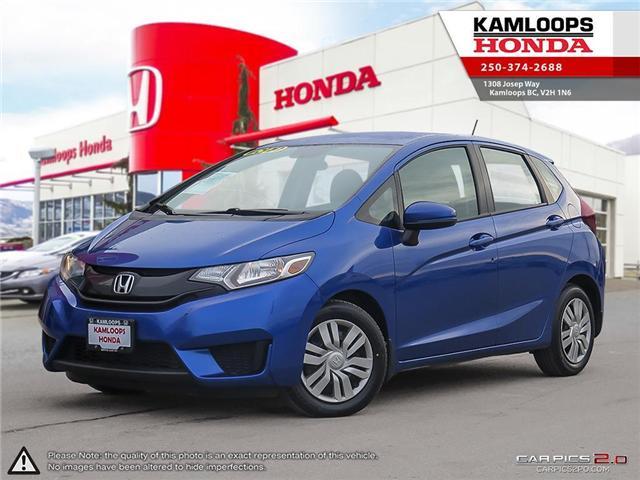 2015 Honda Fit LX (Stk: 14131A) in Kamloops - Image 1 of 25