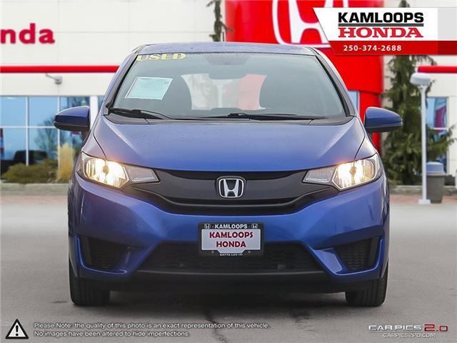 2015 Honda Fit LX (Stk: 14131A) in Kamloops - Image 2 of 25