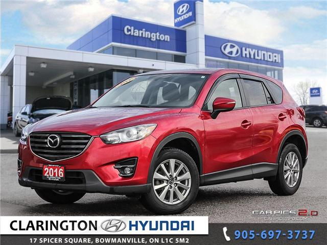 2016 Mazda CX-5 GS (Stk: U812) in Clarington - Image 1 of 27