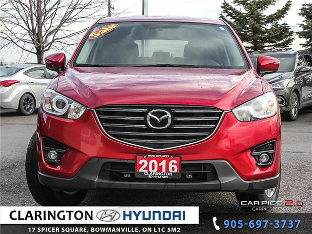 2016 Mazda CX-5 GS (Stk: U812) in Clarington - Image 2 of 27