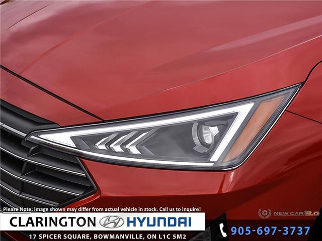 2019 Hyundai Elantra GT Preferred (Stk: 18951) in Clarington - Image 10 of 24