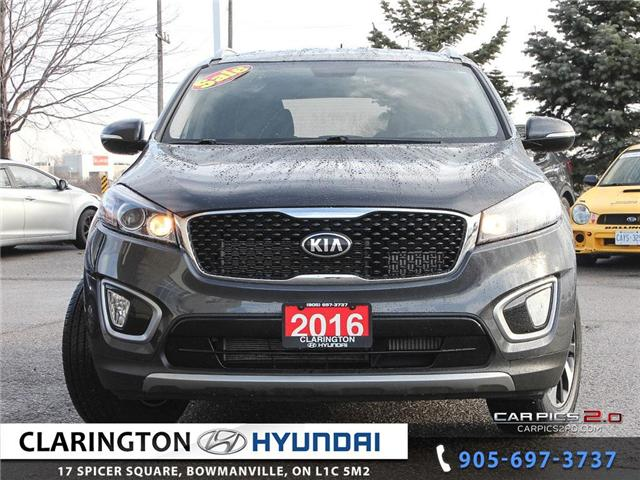 2016 Kia Sorento 2.0L EX (Stk: U808) in Clarington - Image 2 of 27