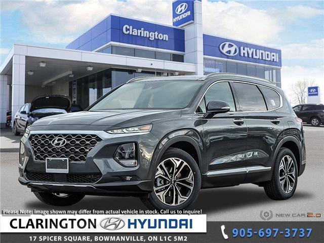 2019 Hyundai Santa Fe Ultimate 2.0 (Stk: 18984) in Clarington - Image 1 of 24