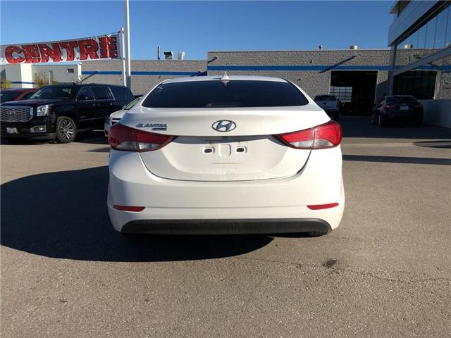 2016 Hyundai Elantra GL|SPORT PACKAGE|HEATED SEATS|SUNROOF| (Stk: PA17406A) in BRAMPTON - Image 5 of 15