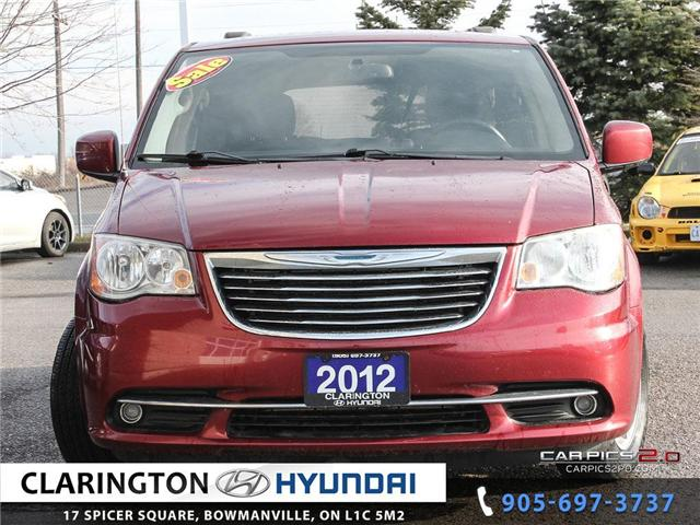 2012 Chrysler Town & Country  (Stk: 18745A) in Clarington - Image 2 of 27