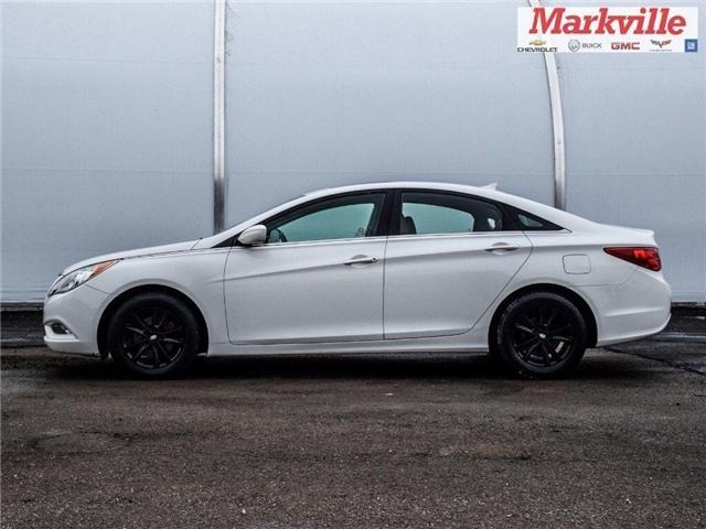 2013 Hyundai Sonata GLS-4 NEW TIRES-CERTIFIED PRE-OWNED-1 OWNER TRADE (Stk: 178602A) in Markham - Image 2 of 25