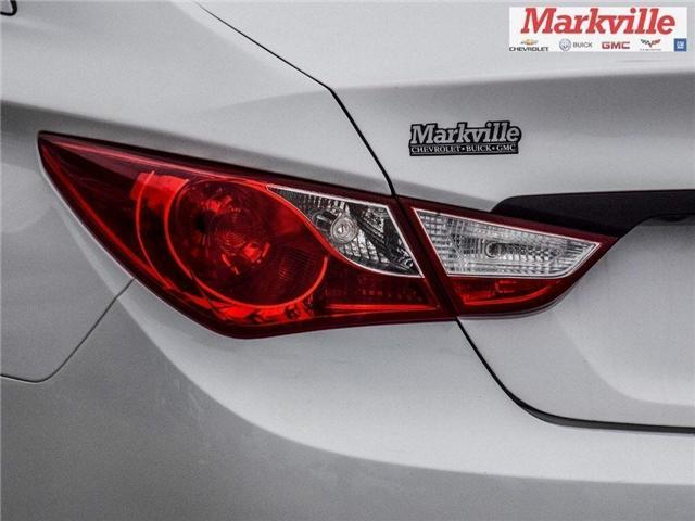 2013 Hyundai Sonata GLS-4 NEW TIRES-CERTIFIED PRE-OWNED-1 OWNER TRADE (Stk: 178602A) in Markham - Image 3 of 25