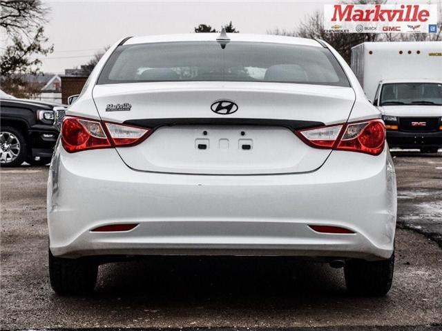 2013 Hyundai Sonata GLS-4 NEW TIRES-CERTIFIED PRE-OWNED-1 OWNER TRADE (Stk: 178602A) in Markham - Image 4 of 25