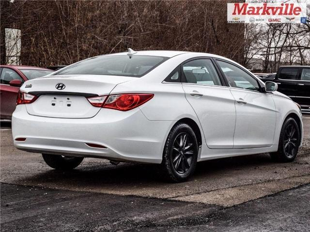 2013 Hyundai Sonata GLS-4 NEW TIRES-CERTIFIED PRE-OWNED-1 OWNER TRADE (Stk: 178602A) in Markham - Image 5 of 25