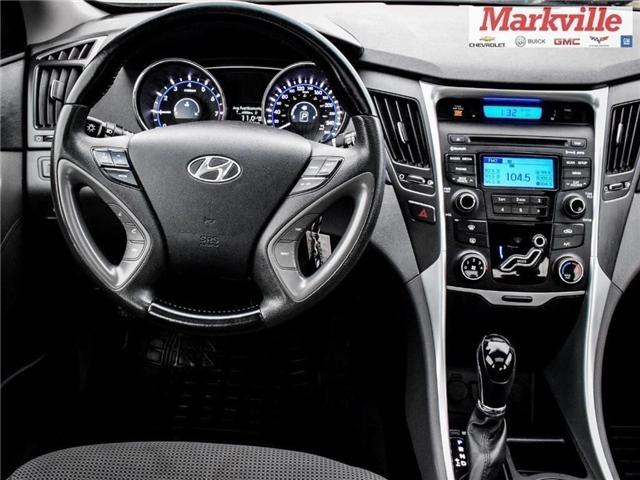 2013 Hyundai Sonata GLS-4 NEW TIRES-CERTIFIED PRE-OWNED-1 OWNER TRADE (Stk: 178602A) in Markham - Image 18 of 25