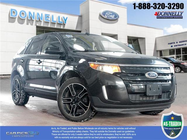 2014 Ford Edge SEL (Stk: PBWDR1829A) in Ottawa - Image 1 of 28