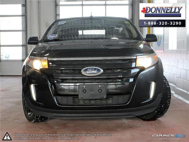 2014 Ford Edge SEL (Stk: PBWDR1829A) in Ottawa - Image 2 of 28