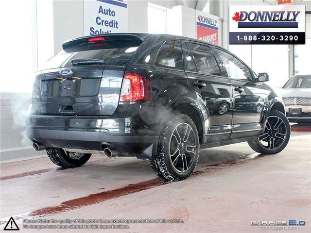 2014 Ford Edge SEL (Stk: PBWDR1829A) in Ottawa - Image 4 of 28