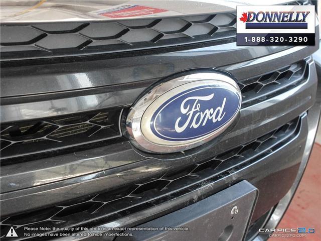 2014 Ford Edge SEL (Stk: PBWDR1829A) in Ottawa - Image 8 of 28