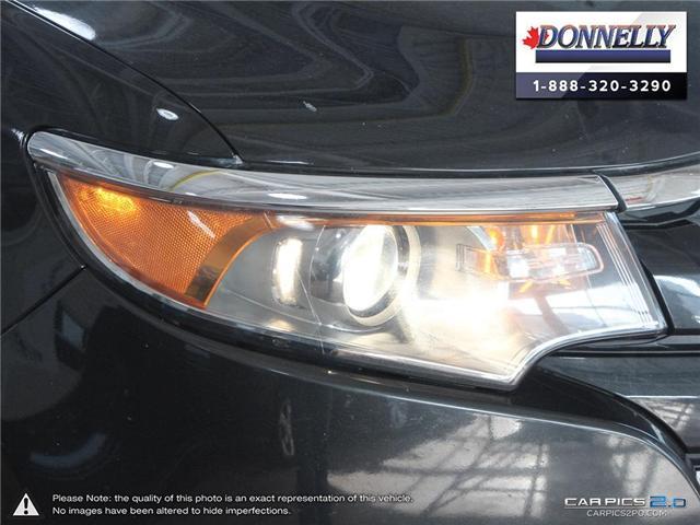 2014 Ford Edge SEL (Stk: PBWDR1829A) in Ottawa - Image 9 of 28