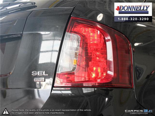 2014 Ford Edge SEL (Stk: PBWDR1829A) in Ottawa - Image 11 of 28
