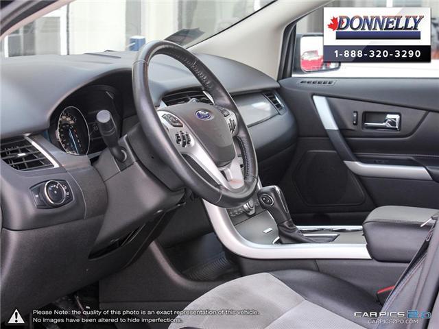 2014 Ford Edge SEL (Stk: PBWDR1829A) in Ottawa - Image 13 of 28