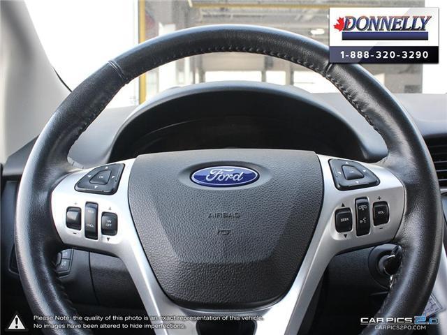 2014 Ford Edge SEL (Stk: PBWDR1829A) in Ottawa - Image 14 of 28