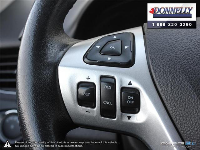 2014 Ford Edge SEL (Stk: PBWDR1829A) in Ottawa - Image 18 of 28