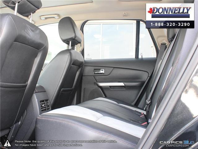2014 Ford Edge SEL (Stk: PBWDR1829A) in Ottawa - Image 24 of 28