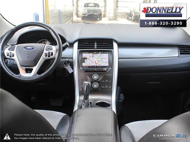 2014 Ford Edge SEL (Stk: PBWDR1829A) in Ottawa - Image 25 of 28