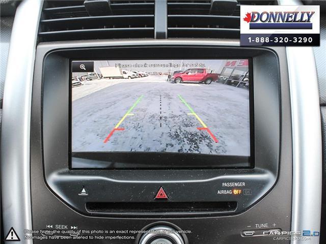 2014 Ford Edge SEL (Stk: PBWDR1829A) in Ottawa - Image 27 of 28