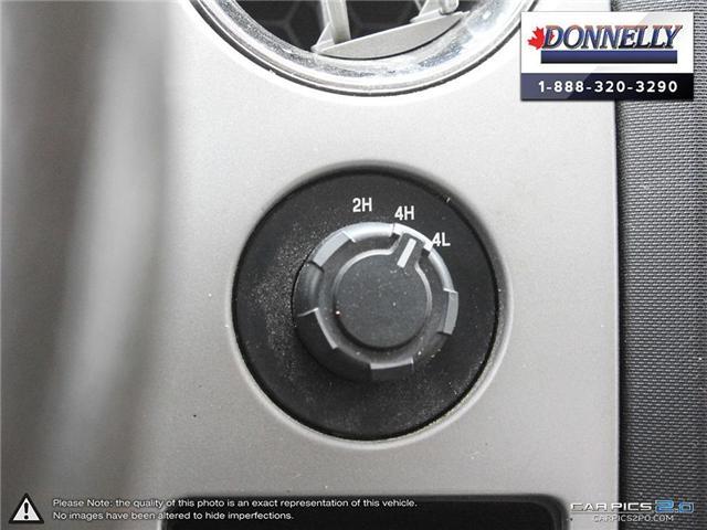 2010 Ford F-150  (Stk: PBWDR2176A) in Ottawa - Image 25 of 28