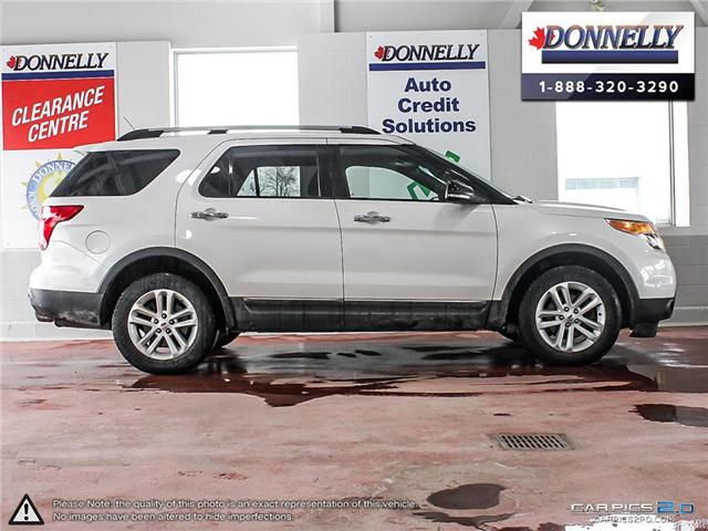 2012 Ford Explorer XLT (Stk: CLDS267A) in Ottawa - Image 3 of 28
