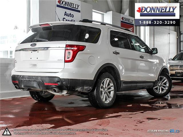 2012 Ford Explorer XLT (Stk: CLDS267A) in Ottawa - Image 4 of 28