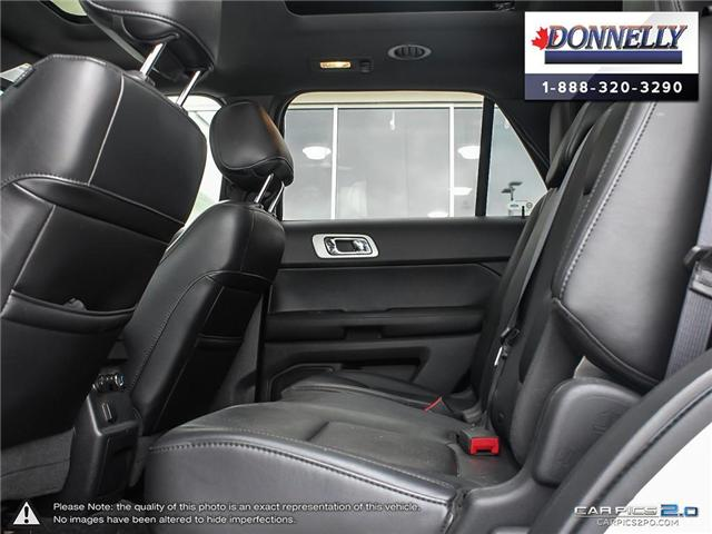 2012 Ford Explorer XLT (Stk: CLDS267A) in Ottawa - Image 24 of 28