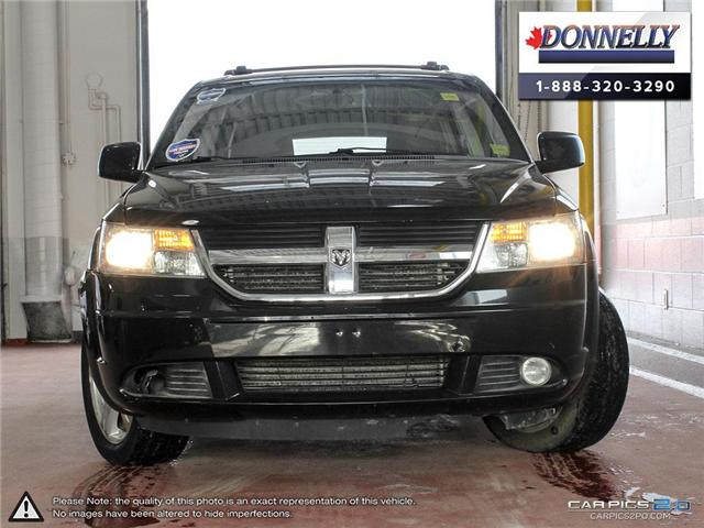 2009 Dodge Journey SXT (Stk: PBWDR1041A) in Ottawa - Image 2 of 28
