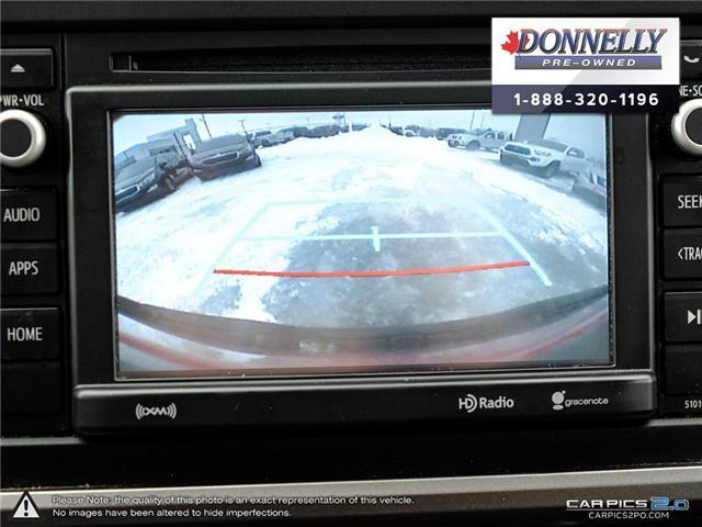 2018 Toyota Tacoma SR5 (Stk: CLMUR939) in Kanata - Image 20 of 27