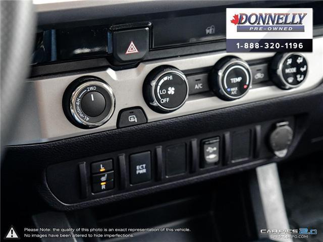 2018 Toyota Tacoma SR5 (Stk: CLMUR939) in Kanata - Image 21 of 27